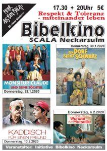 Bibelkino 2020, 1. Film @ Neckarsulm, Scala-Kino | Neckarsulm | Baden-Württemberg | Deutschland