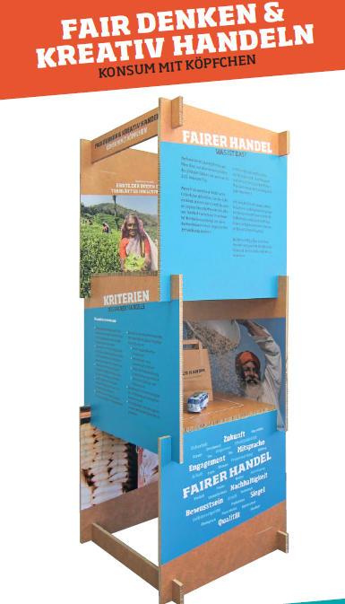 Fair denken & kreativ handeln @ Mediathek Neckarsulm | Neckarsulm | Baden-Württemberg | Deutschland